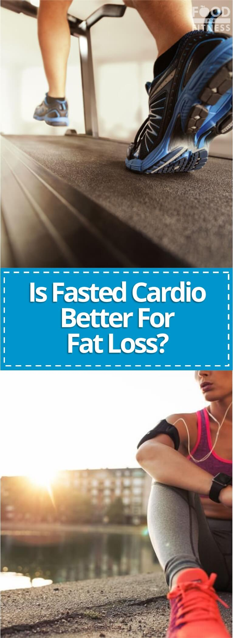 Fasted Cardio, Is Better For Fat Loss & Burning Fat?