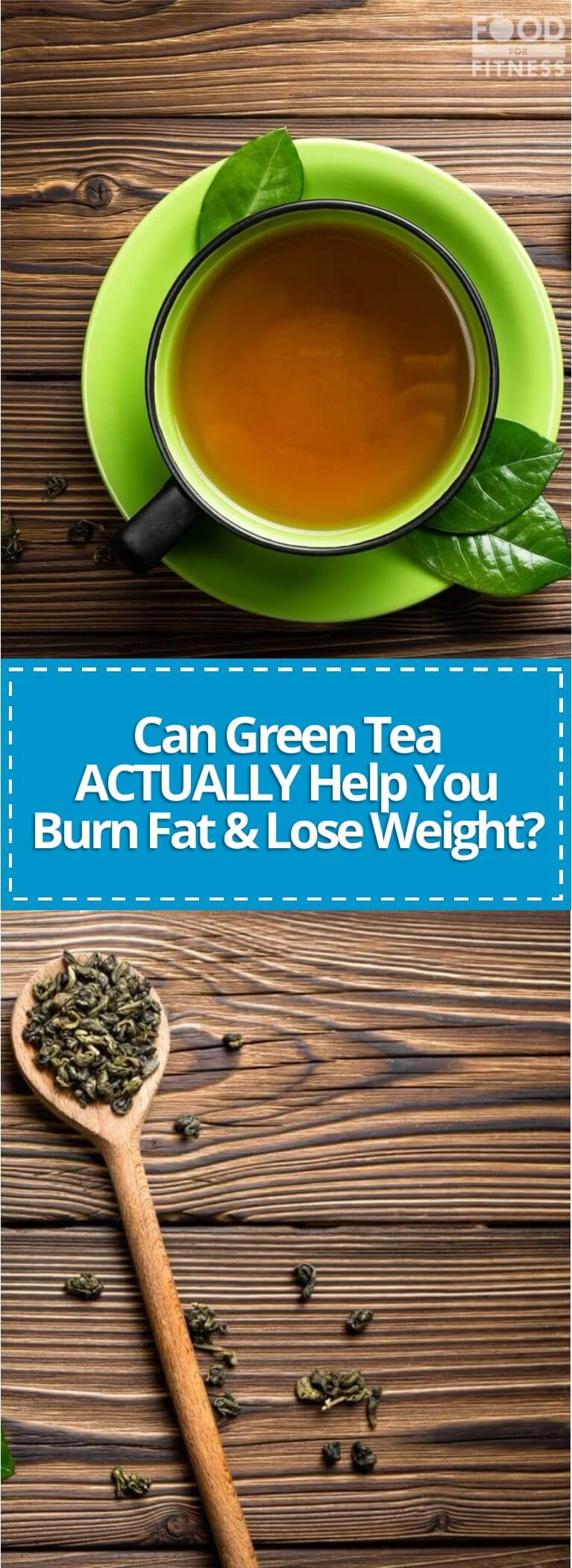 Can Green Tea ACTUALLY Help You Burn Fat & Lose Weight?