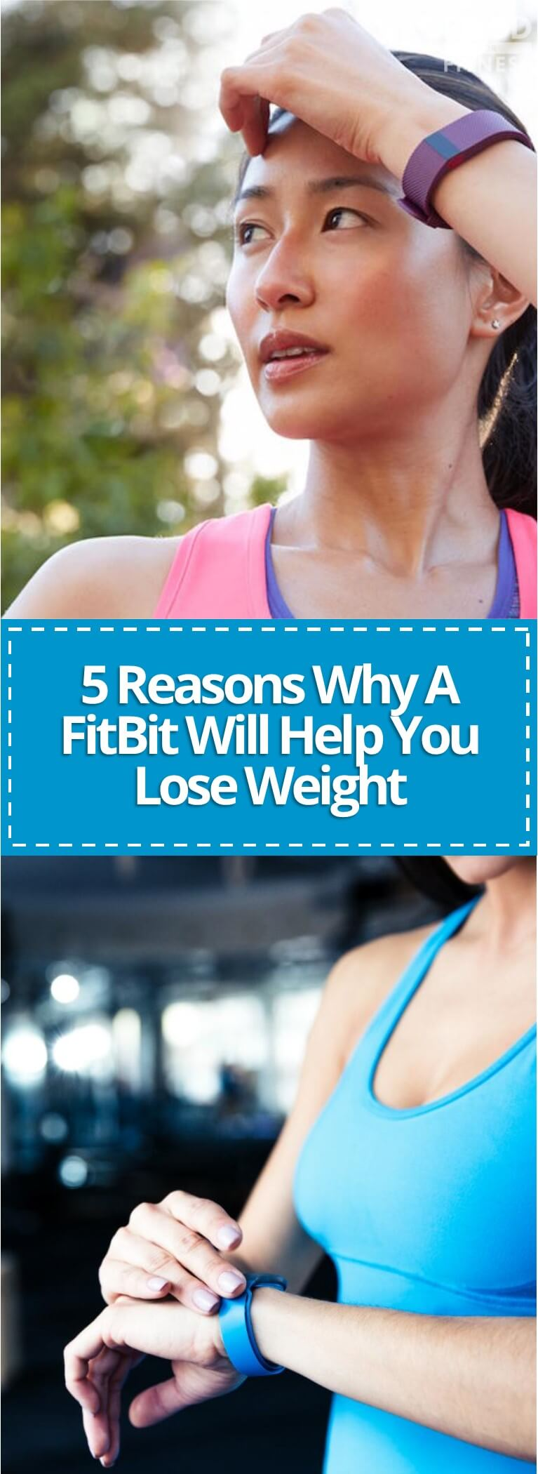 What is all the fuss about? How do you lose weight with a FitBit?