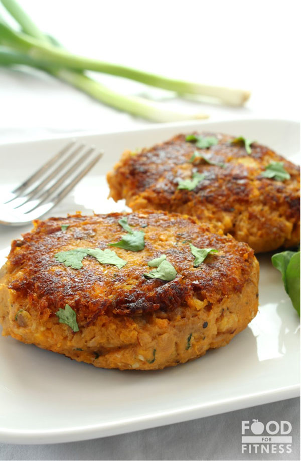 Homemade Tuna Fish Cakes Recipe