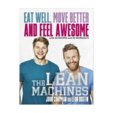 best nutrition book - lean machines