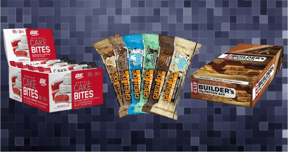The Ultimate Review] The Top 10 Best Tasting Protein Bars Of
