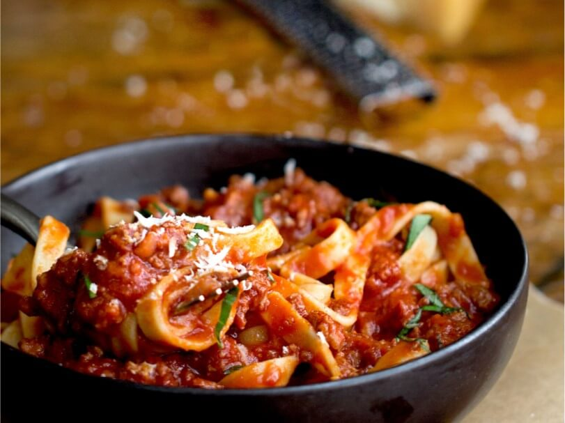 turkey ragu recipe