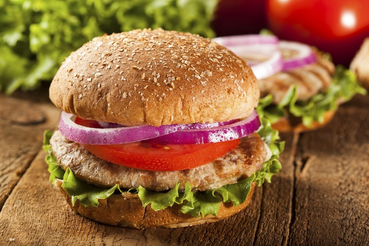 food for fitness turkey burgers recipe