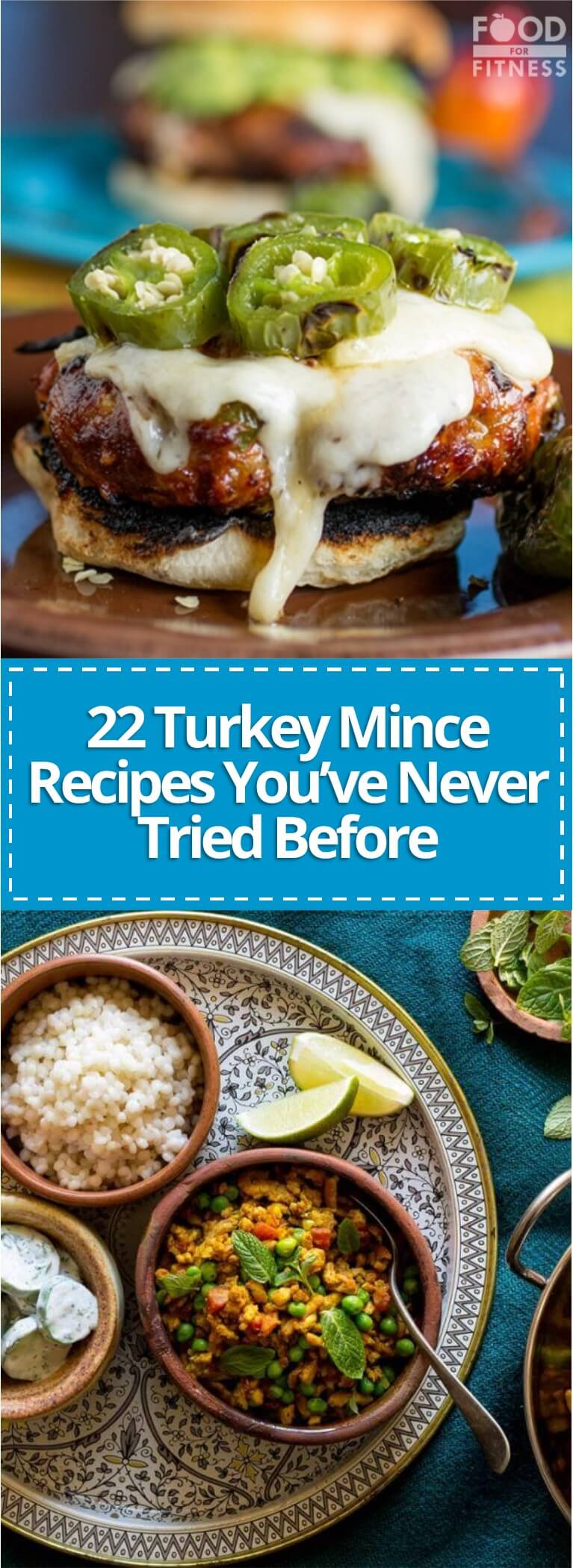 22 Turkey Mince Recipes You've Never Tried Before | #turkey #groundturkey #mince