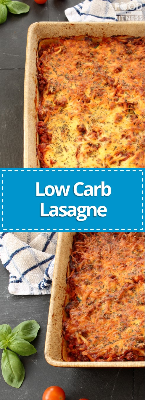 Low Carb Lasagne Recipe | #lasagne #recipe