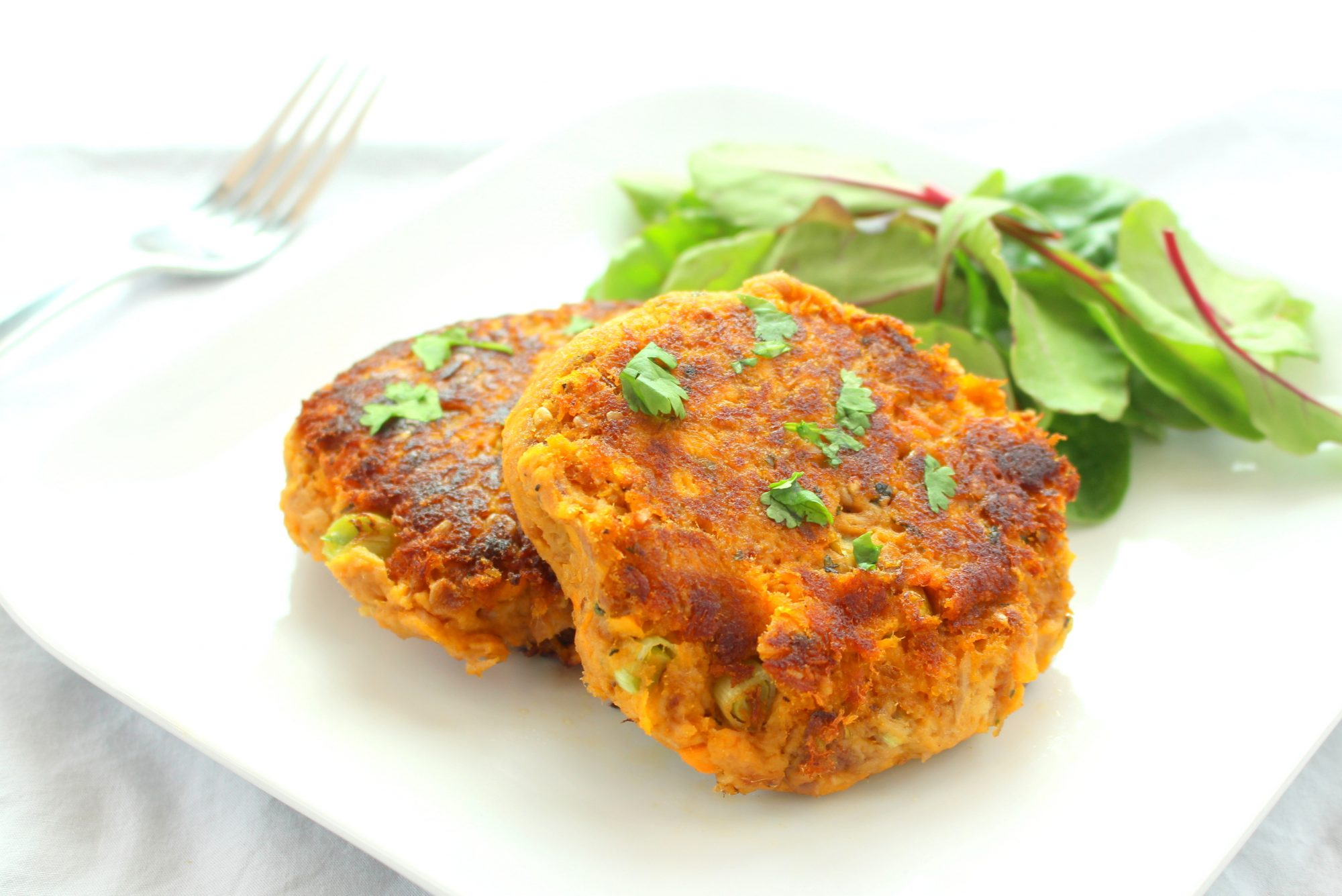 Thai sweet potato fish cakes recipe food for fitness for Thai fish recipe