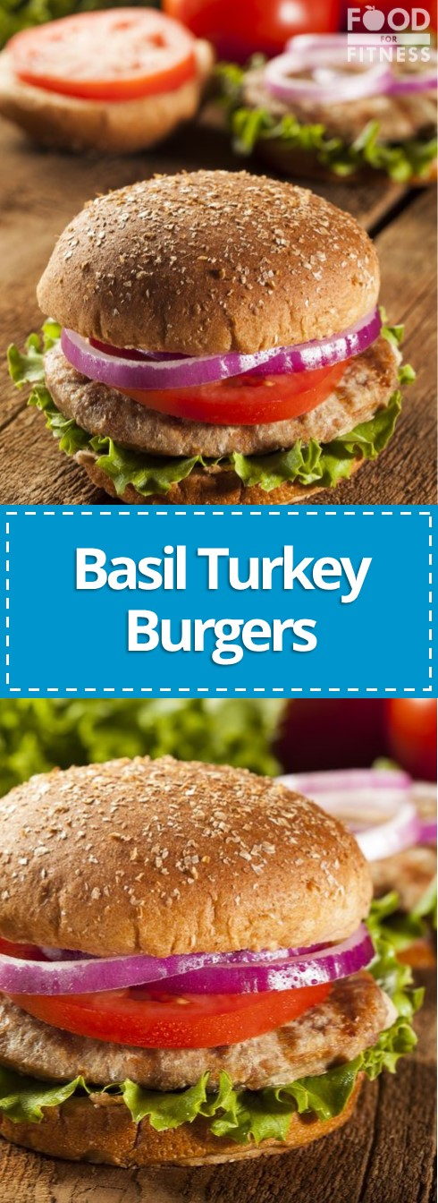 Sun dried tomato basil turkey burgers recipe food for for How long to cook turkey burgers in oven at 400