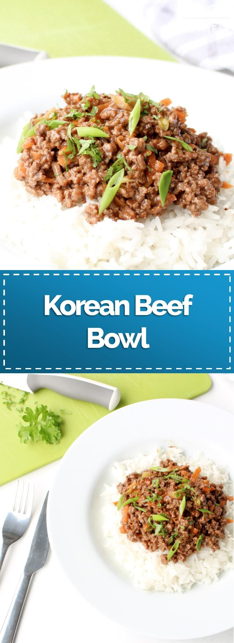This is the easiest Korean Beef recipe you'll probably make. #recipeoftheweek #koreanfood #beef #recipe
