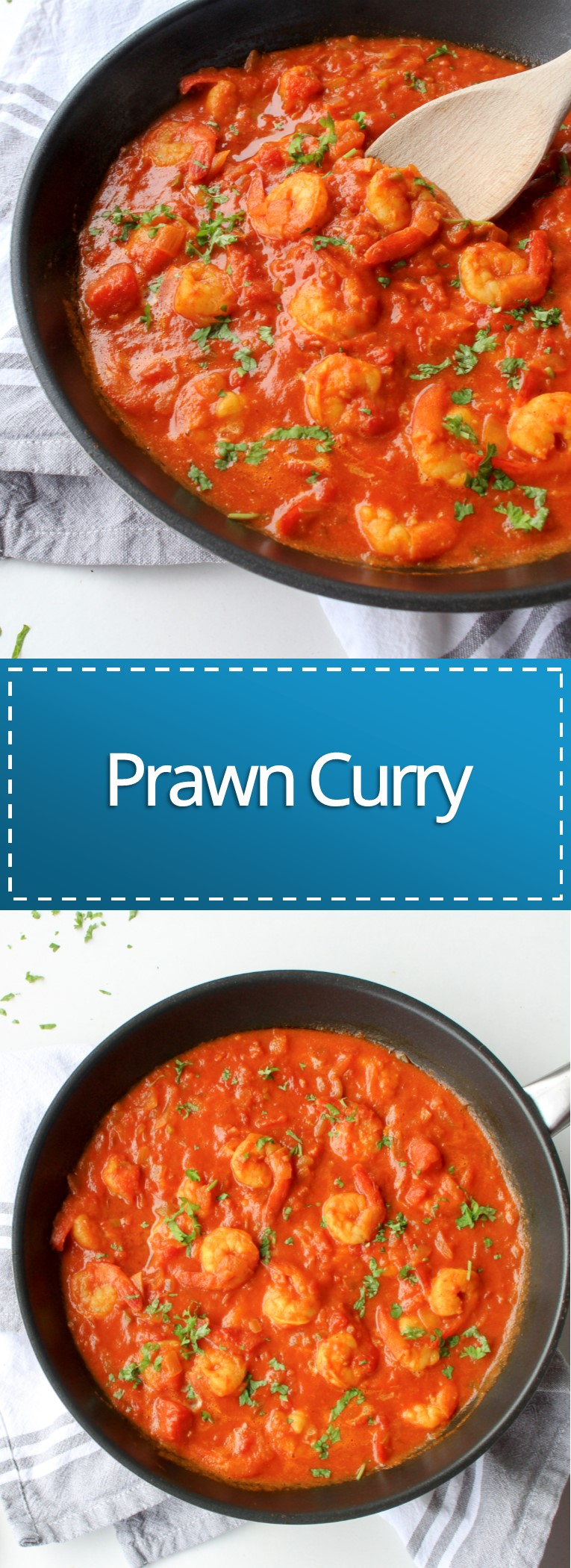 Quick and easy prawn curry! #curry #foodforfitness #prawn #shrimp
