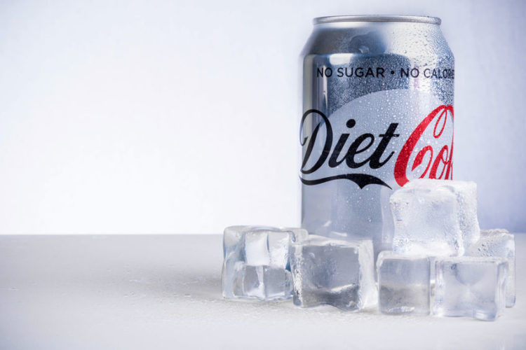 can diet soda hydrate you