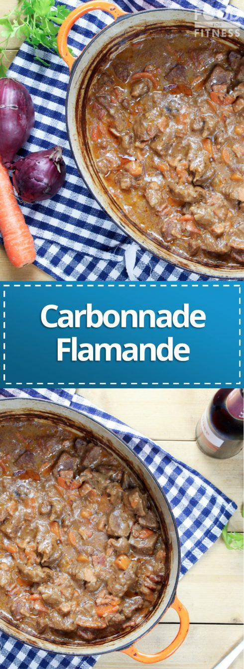 Carbonnade Flamande | #recipeoftheday #healthy #recipe