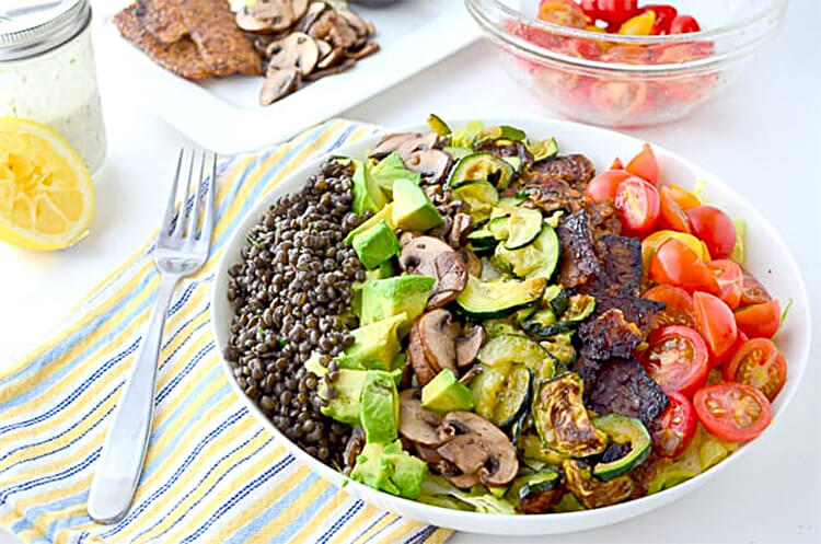17 High Protein Vegetarian Recipes Delicious Easy Protein Packed