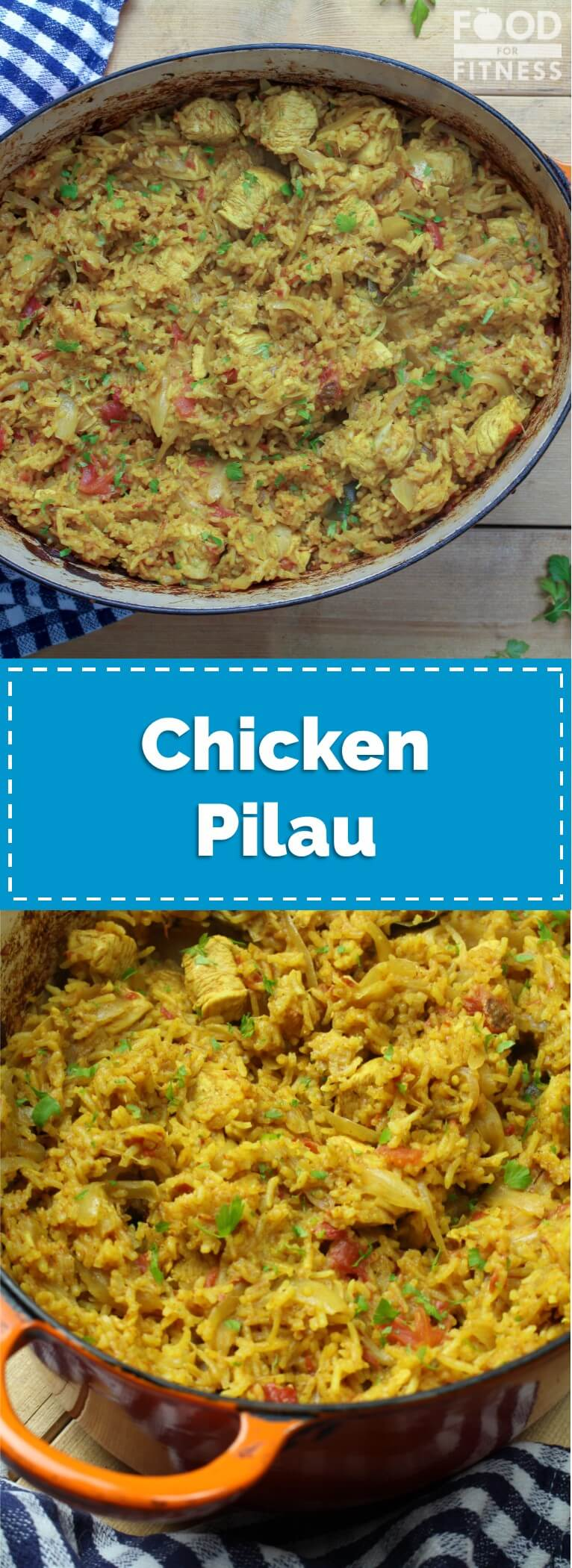 Authentic Chicken Pilau Recipe | #chicken #healthy #recipe