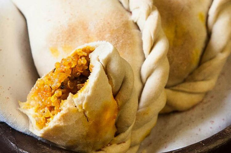 Baked Quinoa Empanada, High-Protein Quinoa Recipes