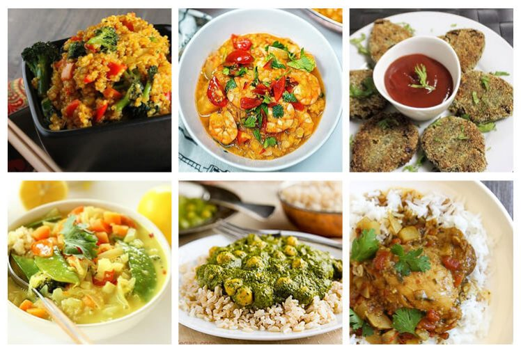 Healthy Curry Recipes