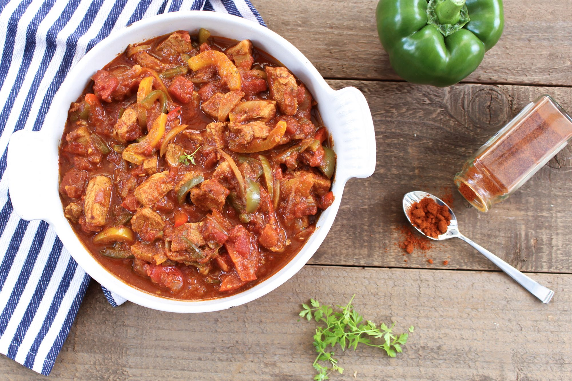 How to cook goulash from pork