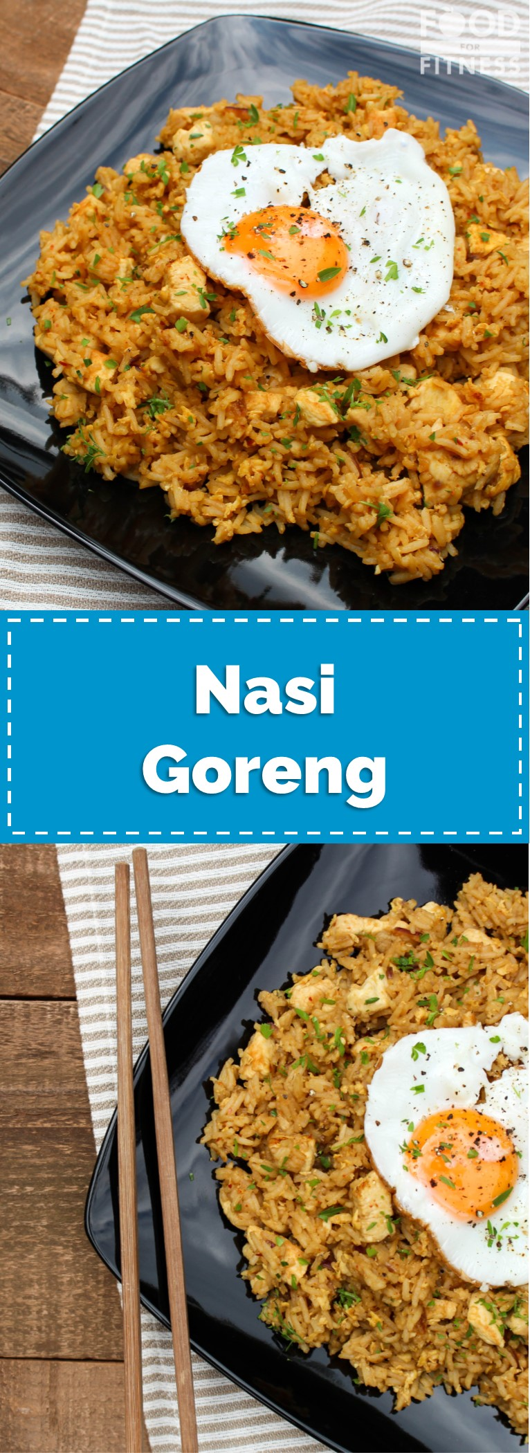 Nasi Goreng Recipe | #Indonesian #chicken #recipe
